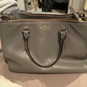 Kate Soade Tote/Briefcase in Hare Gray